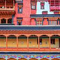 Buddhist Monastery Building by Alexey Stiop