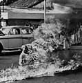 Buddhist Monk Thich Quang Duc, Protest by Everett