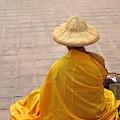 Buddhist Monk by Yali Shi