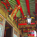 Nord Hoi Temple Ceiling by Rich Walter