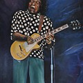 Buddy Guy by Gordon Roy