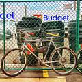 Budget Bicycle by Craig J Satterlee