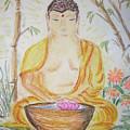 Budha by Carol Frances Arthur