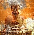 Budha Textures by Alice Gipson
