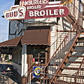 Bud's Broiler New Orleans by Kathleen K Parker