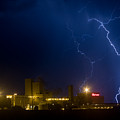 Budweiser Beer Brewery Storm by James BO  Insogna