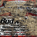 Budweiser Wood Art 5c by Brian Reaves