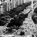 Buenos Aires by Osvaldo Hamer
