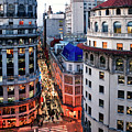 Buenos Aires Street I by Bernardo Galmarini