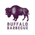 Buffalo Barbecue by Antique Images