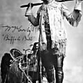 Buffalo Bill Autographed by John Feiser