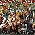 Buffalo Bill: Poster, 1908 by Granger
