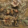 Buffalo Burr Flower by Dawn Senior-Trask