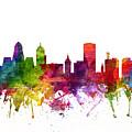 Buffalo Cityscape 06 by Aged Pixel