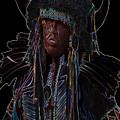 Buffalo Hunter by Andrea Lawrence