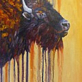 Buffalo Mania by Sandra Reeves