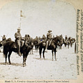 Buffalo Soldiers Of The Ninth U.s by Everett