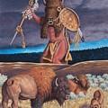 Buffalo Spirit by Billie Bowles