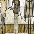Buffet: Artist, 1948 by Granger