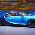 Bugatti Chiron 2 by Garland Johnson