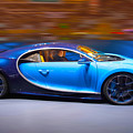Bugatti Chiron 3 by Garland Johnson