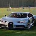 Bugatti Chiron by David Porrini