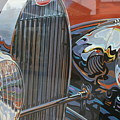 Bugatti by Dennis Curry