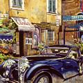 Bugatti by Mike Hill