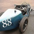 Bugatti Type 35 # 88 by Curt Johnson