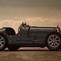 Bugatti Type 35 1924 Mixed Media by Paul Meijering