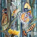 Bugs N Bamboo by Vicky Lilla