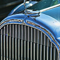 Buick Grill And Hood Ornament by Randy Harris