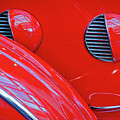 Buick Lasalle Portholes And Fender #3 by Stuart Litoff