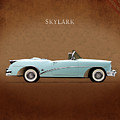 Buick Skylark 1954 by Mark Rogan