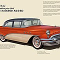 Buick Super by Dorothy Binder