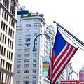 Building Closeup In Manhattan 9 by Jeelan Clark