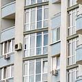 Building Facade by Alain De Maximy