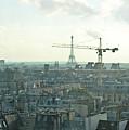 Building Paris by HazelPhoto