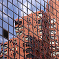 Building Reflection by Tony Cordoza