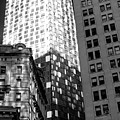 Building Shadows In New York City by John Rizzuto