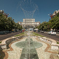Bukarest Government Palace by Christian Hallweger