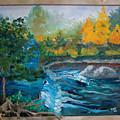 Bull Creek by James Eugene  Moore
