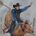 Bull Rider by Charme Curtin