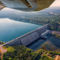 Bull Shoals Dam by Robert FERD Frank