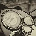 Bullet Speedometer by Aditya Mudgal