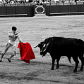 Bullfighting 22c by Andrew Fare