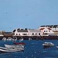 Bulloch Harbour, Dalkey by Tony Gunning