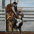 Bullrider by Harlan Dillon