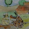 Bull's by Vineeth Menon