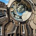 Bullseye On Edinburgh by Jean Noren